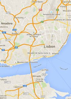 Things to do in Lisbon - Lisbon vacation and trip planning ideas   Lisbon is laid out over seven hills that overlook the mouth of the Tagus River. At Castelo de São Jorge, visitors witness a vast panorama of water and land that stretches toward the Atlantic, shrouded by sea air. This vista inspired generations of Portuguese explorers and merchants to build a global empire—an empire whose footprint is still visible in Lisbon's boulevards and alleyways.
