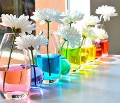 Lindo, não? veja mais fotos como esta: http://iloveflores.com/como-fazer-arranjo-de-mesa/ #iloveflores