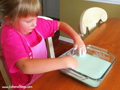 """Oobleck is a fun gooey substance made from a mixture of water and cornstarch. The name """"oobleck"""" came from the Dr. Seuss story Bartholomew and the Oobleck,which is about a kind of…"""