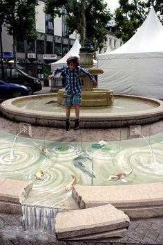 3d Pavement Art Limburg
