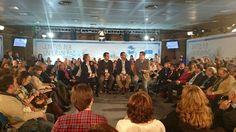 Intervención en la Convención Nacional del Partido Popular en Madrid.