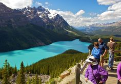 Peyto Lake Best Time To Visit Banff National Park via