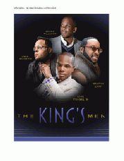 Donnie McClurkin Talks About The King's Men Tour[[Interview]]