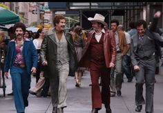 How do you declare the bad taste of the 70's acceptable? With this movie: Anchorman 2. Funny unnecessary stuff: good for taking your girlfriend to the movies (IYKWIM) Anchorman: The Legend Continues (2013) (Anchorman 2) English preview.