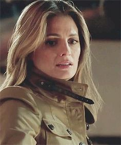 Detective Kate Beckett #Castle #Beckett #HairPorn