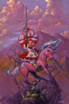 Strawberry Shortcake, My Little Pony