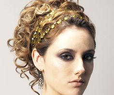 Roman Goddess Hairstyles | 30 Fancy Hairstyles You Can Try Today - SloDive