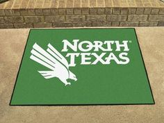 "University of North Texas All Star Mat 33.75""""x42.5"""""