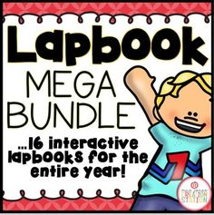 This BUNDLE includes interactive lapbooks that can be used in your Pre-K, Kindergarten or First Grade classrooms. The lapbooks include science, social students, reading, literature and writing skills appropriate for young learners. All About Me Preschool, All About Me Activities, Math For Kids, Kindergarten First Day, First Grade Classroom, Preschool Kindergarten, Preschool Crafts, Math Notebooks, Interactive Notebooks