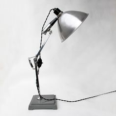 Vintage Medical Lamp, manufactured by Mottershead of Manchester 1910 -1920.