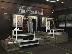 Sports Store | Retail Design | Shop Interior | Sports Display | Athletics Far East | Nike