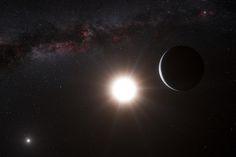 Alpha Centauri with Close-Orbiting Stars