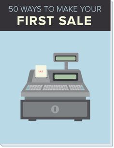 Make Your First Sale in 30 Days: A Checklist for New Entrepreneurs - Shopify Website Builder - Build the Shopify Ecommerce site within 30 minutes. - 50 Sales & Marketing Channels to Get Your First Sale From Your Online Business Ecommerce University E Commerce Business, Business Marketing, Business Tips, Online Business, Business Articles, Business Planning, Marketing Channel, Sales And Marketing, Online Marketing
