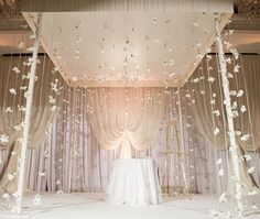 What We Adore About Indoor #Ceremonies. To see more #wedding ideas: www.modwedding.com