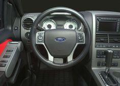 2006 Ford SVT Explorer Sport Trac Adrenalin