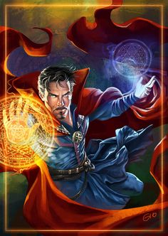 The Sketching Fox Marvel Comics, Marvel Comic Universe, Marvel Heroes, Marvel Cinematic Universe, Marvel Avengers, Dr Stephen Strange, Dr Strange, Thor, Captain America