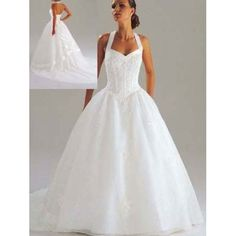 Image from http://www.700shopping.com/images/Basque-Waist-Halter-Satin-Organza-Embroidered-Ball-Gown-Wedding-Dresses.jpg.