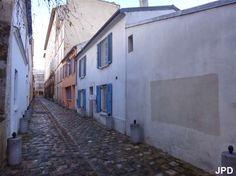 Paris-bise-art : Passage de la Tour de Vanves