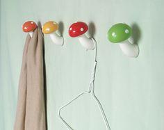 MASAKO SATO : mushroom hook