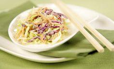 Zelný salát s mrkví a lehkou citronovou zálivkou