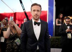 Ryan Gosling at the 2017 SAG Awards | POPSUGAR Celebrity Photo 10