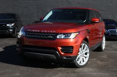 Range Rover Orange Now Available as low as $350 a day   #Cars #Florida #LuxuryCar #MiamiBeach #RangeRover