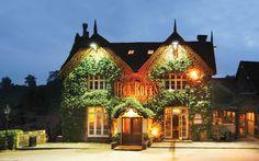 Welcome to the wedding Venue in Tunbridge Wells Kent - High Rocks