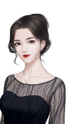Ghim của li renze trên 二 次 元 头 像 trong 2019 arte anime, dibujos de chicas v Pretty Anime Girl, Cool Anime Girl, Beautiful Anime Girl, Manga Anime Girl, Anime Girl Drawings, Kawaii Anime Girl, Digital Art Anime, Digital Art Girl, 3d Foto