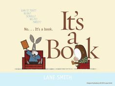 The Book Chook: Book Review, It's a Book