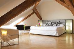 Hotel Eurostars Thalia - Prague #HotelDirect info: HotelDirect.com