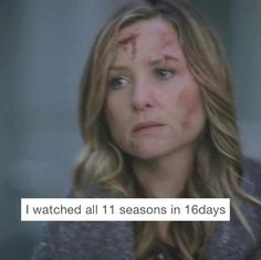 Greys Anatomy Facts, Grey's Anatomy, Seasons, Greys Anatomy, Seasons Of The Year