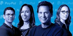 The 8 power players are driving record growth at PayPal - Business Insider