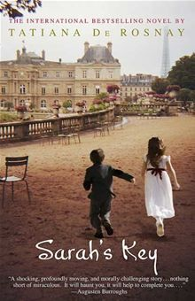 Sarah's Key by Tatiana de Rosnay. Such an awesome book. Although it is fiction it provides a realistic but sometimes heartbreaking story. loved reading it. sBuy this eBook on #Kobo: http://www.kobobooks.com/ebook/Sarahs-Key/book-V4K98YVQYkyhPL8YWnQQhw/page1.html
