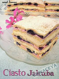 Homemade Cakes, Vanilla Cake, Tiramisu, Recipies, Food And Drink, Cooking Recipes, Sweets, Baking, Breakfast