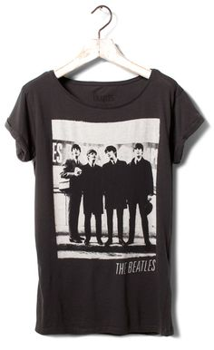 Mi favorita ! - lo que estaba buscando :CAMISETA THE BEATLES