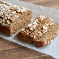 deliciously crispy crust but soft and chewy on the inside - AWESOME healthy bread recipe - PIN.