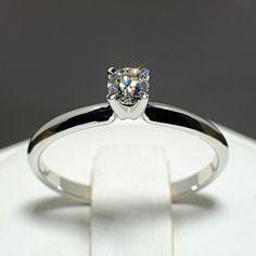 Inel din aur cu diamant galben model i007 Aur, Model, Sapphire, Engagement Rings, Jewelry, Enagement Rings, Wedding Rings, Jewlery, Bijoux