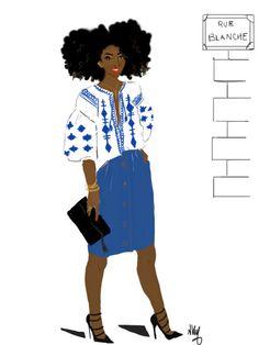 Nikisgroove Thank God It S Friday Artist Nicholle Kobi Paris Pinterest Models