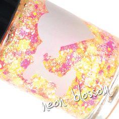Rainbow Honey - Neon Blossom