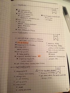 """erraticstudying: """" 21.7.15 // I began my bullet journal yesterday and I am very pleased with it so far. I did mess up on the Index page, but nothing a little whiteout can't fix. (I got a soft cover..."""