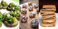 37 Days of 150-Calorie Homemade Snacks - for Jakob