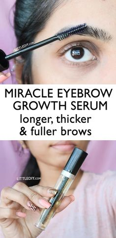 90f65c8b2db 45 Best Eyebrow Serum images in 2019 | Beauty Tips, Beauty makeup ...
