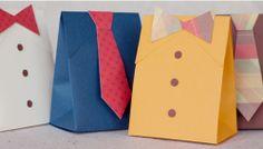 DIY: cajas de regalo para el Día del Padre | AtodoConfetti - Blog de BODAS y FIESTAS llenas de confetti