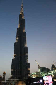 Burj Khalifa @ Dubai