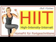 5/14♦️36 min. High-Intensity-Intervall-Training | ohne Geräte - YouTube