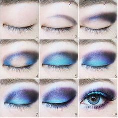 Best Ideas For Makeup Tutorials : Disney The Little Mermaid (Ariel) Makeup Looks/Tutorials (easy hacks!) Best Ideas For Makeup Tutorials Picture Description Disney The Little Mermaid (Ariel) Makeup Looks/Tutorials (easy hacks! Mermaid Eye Makeup, Little Mermaid Makeup, Mermaid Makeup Tutorial, Mermaid Eyes, Makeup Looks Tutorial, The Little Mermaid, Mermaid Make Up, Disney Makeup Tutorial, Mermaid Costume Makeup