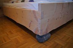 Schlafzimmer Ideen Zirbenholz Schlafzimmer Modern Doppelbett In Zirbe  Geseift
