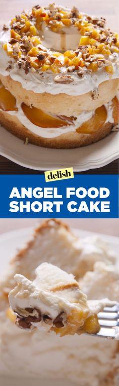 Angel Food ShortcakeDelish