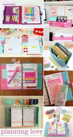 Planning journal writing
