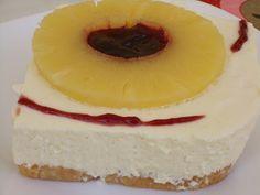 Delicious Desserts, Dessert Recipes, Greek Recipes, Greek Yogurt, Yummy Cakes, Panna Cotta, Cheesecake, Deserts, Food And Drink